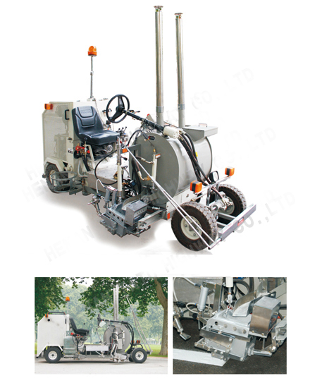 MSTM-I Road Painting Machine